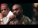 Хроника распада отношений между Jay Z и Kanye West с переводом [QUEENSxPAPALAM]