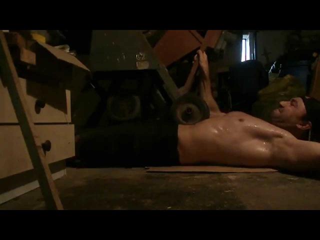 Stomach press