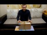 Получение сенсоров Dexcom G4 от diabet12.ru