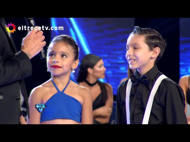 Solana y Lautaro bailaron Tango pero antes de irse extorsionaron a Salomone