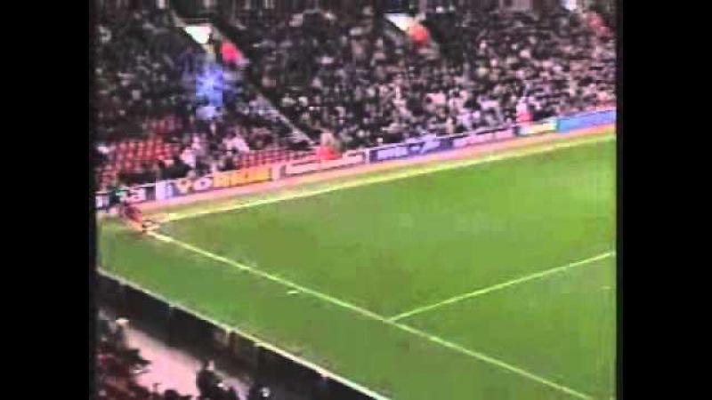 Liverpool's Dietmar Didi Hamann Thunderbolt Goal