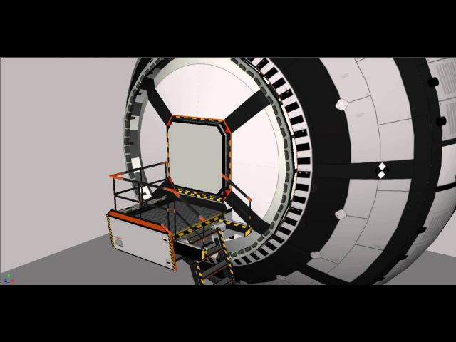 KSP. KONQUEST. SMA Airlock option