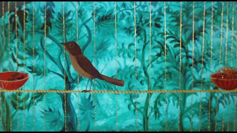 Гора самоцветов - Соловей (The nightingale) Татарская сказка (1)