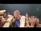 Chester's last performance - Crawling @ Birmingham, UK  July 6 2017