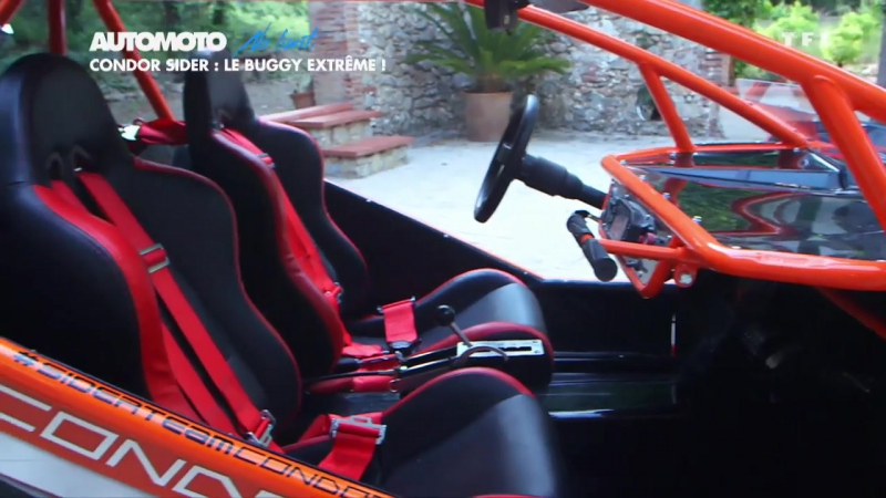 TF1 AUTOMOTO - No Limit - Condor