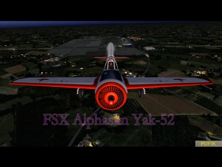 FSX Alphasim Yak-52 2