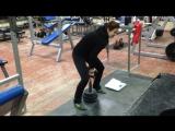Svetlana Shutka - Wrist Wrench (copy) - 23,5kg