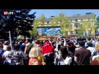 Открытие сезона фонтанов в Ставрополе