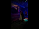Волшебный танец папы и дочери...