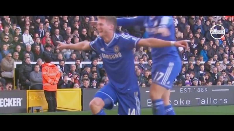 André Schürrle Chelsea FC Best Skills HD
