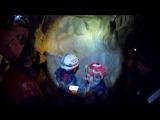 Пещера Кабарга, верхний лаз.