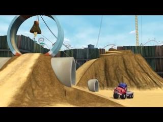 ТРАКТАУН - Почини кран! - Веселые мультики про машинки и грузовики для детей