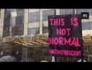 Ньюйоркцы защищают права женщин