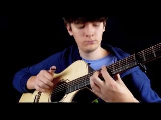 Yuri!!! on Ice Opening - History Maker [Fingerstyle Guitar Cover by Eddie van der Meer]Eddie van der Meer
