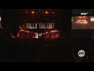 Billy Talent - festival Chiemsee Summer 2017 (Highlights)