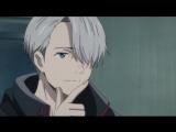 Yuri!!! on Ice 3 серия русская озвучка OVERLORDS / Юрий на льду 03 [vk] HD