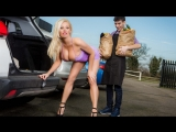 Sneaky Slut Bags The Scoundrel Trailer Michelle Thorne &amp Jordi El Nio Polla