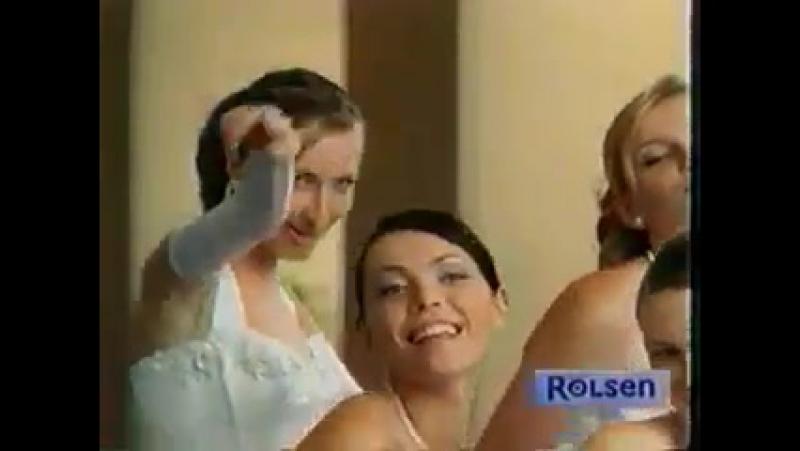 Реклама (ТВЦ, 23.10.2003) Строим вместе, Tide, Danette, Duru, Супер Вижи, Причуда, Супер вижн, Rolsen