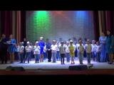 Концерт детского хореографического ансамбля