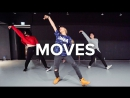 1Million dance studio Moves - Big Sean  Beginners Class