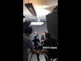Баран даёт интервью в Торонто