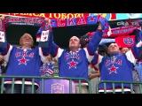 СКА - «Лада». Гимн России в исполнении Ледового дворца