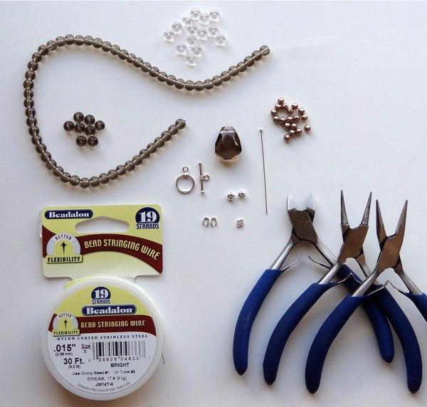 Какие инструменты нужны для изготовления бижутерии своими руками 13
