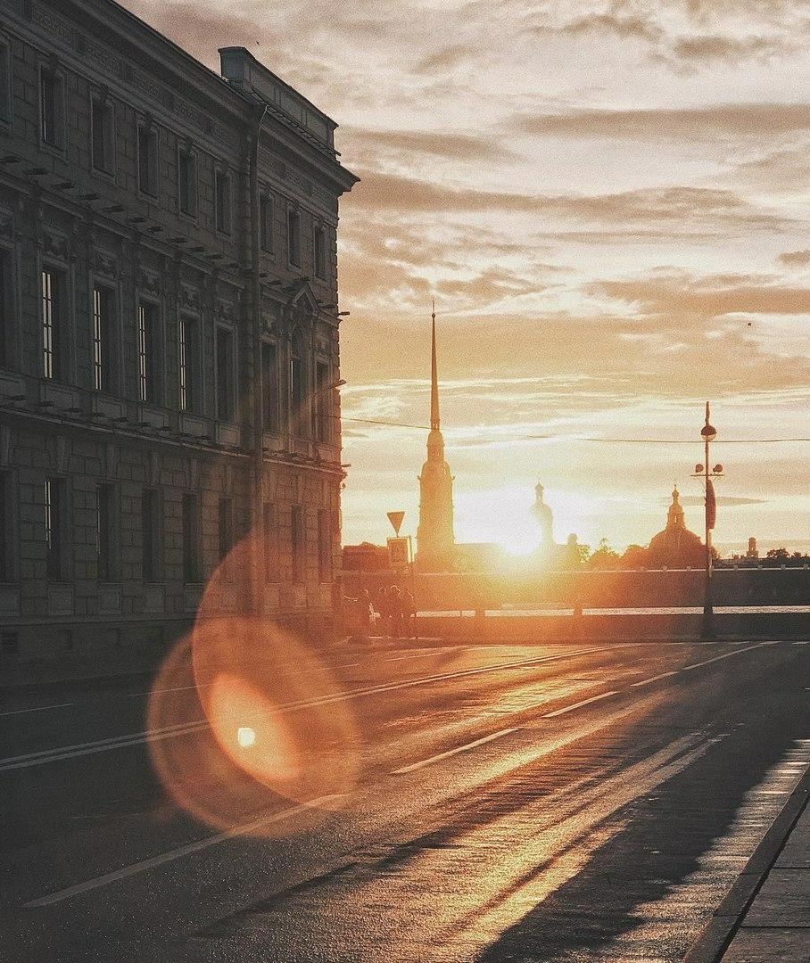 В Питере - любить. Завораживающие осенние фотографии Санкт-Петербурга.