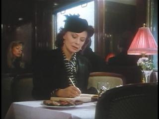 Театр Рэя Брэдбери: Восточным экспрессом на север (1988, Франция, Великобритания, Канада, Новая Зеландия)