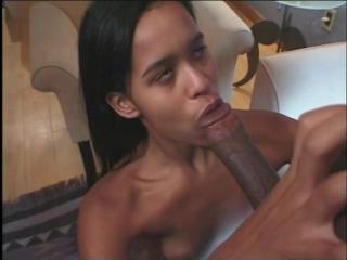 Бразильянка красавица 2 с негром (brazilian,interracial, brazil)