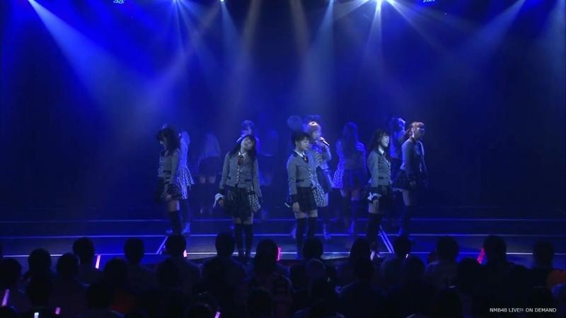NMB48 2016.02.08 Team M 「RESET」 (Momoka Kinoshita BD) - Hoshizora no Mistake