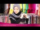 Neng Geulis Hijab Tutorial 16 Azraa Lace Premium