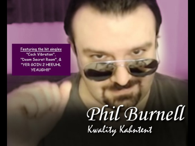 Phil Burnell: My Dick is Bent [Music Video]
