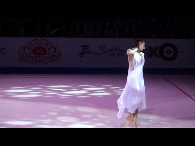 Дарья Дмитриева. Гала-концерт, Гран-При, Москва 2012