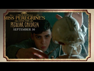 Miss Peregrine's Home For Peculiar Children | Meet the Peculiars: Enoch | 20th Century FOX