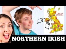 Accents Northern Irish vs RP