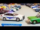 Видео для детей Полицейские Машины против Гоночных Машинок Мультфильмы для детей