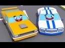 Мультфильмы для детей Гоночная Машина Мультик ГОНКИ МАШИНОК! Видео для детей
