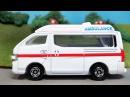 Мультик МАШИНКИ Скорая помощь Гоночная Машина Мультфильмы для детей