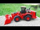 Видео для детей Мультик про Бульдозер Трактор и Рабочие Машины - Мультфильмы для