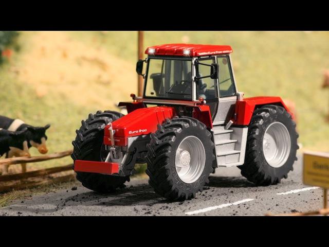 Dobry Traktorki i Pracowity dzień - Maszyny Rolnicze | Auta Bajki dla dzieci