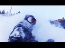 Катание на плюшке/сноуборде за машину.