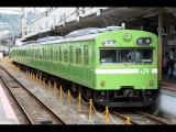 Вид из последнего вагона поезда Китаамурэ - Сагоси Япония