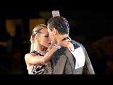 Armen Tsaturyan & Svetlana Gudyno | Samba | 2015 European Latin Championship