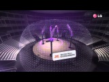 LG Cinema 3D Sound with 9.1 Channel Speakers