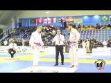 Georgiy Emelianov vs Aleksandr Fedotov Russian National jiu jitsu Pro