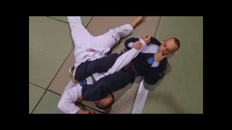 BJJ Takedown With Armbar * Chiamata in guardia con leva al braccio