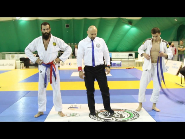 Александр Каландаришвили vs Артем Шалков Russian National jiu jitsu Pro