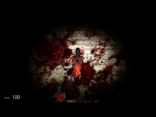 Garrys Mod Horror Map 1 Нарезки