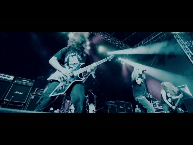 ASPHYX - Candiru (OFFICIAL VIDEO)